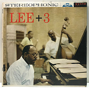 レコード画像:LEE ROY LOVETT / Lee + 3