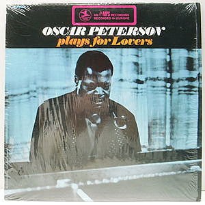 レコード画像:OSCAR PETERSON / Plays For Lovers