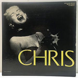 レコード画像:CHRIS CONNOR / Chris