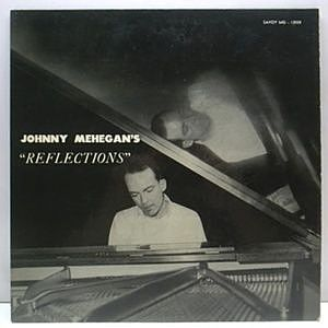 レコード画像:JOHN MEHEGAN / Reflections