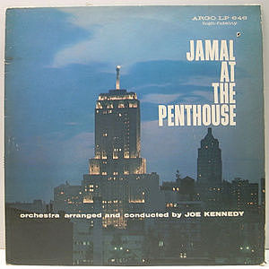 レコード画像:AHMAD JAMAL / Jamal At The Penthouse
