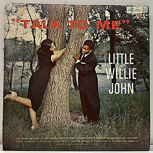 レコード画像:LITTLE WILLIE JOHN / Talk To Me