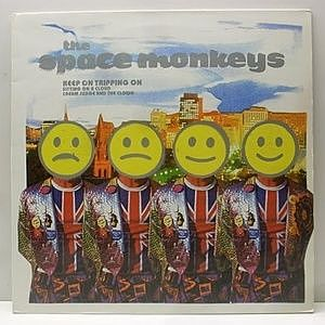 レコード画像:SPACE MONKEYS / Keep On Tripping On