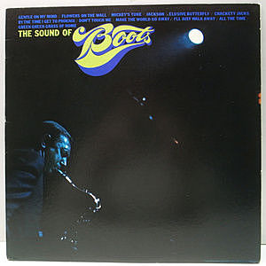レコード画像:BOOTS RANDOLPH / The Sound Of Boots
