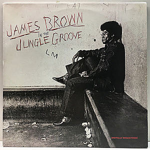 レコード画像:JAMES BROWN / In The Jungle Groove