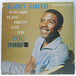 レコード画像:JIMMY SMITH / Plays Pretty Just For You