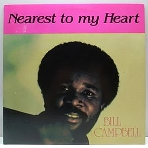 レコード画像:BILL CAMPBELL / Nearest To My Heart