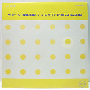 レコード画像:GARY McFARLAND / The In Sound
