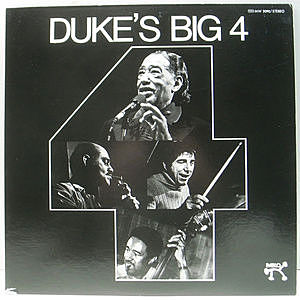 レコード画像:DUKE ELLINGTON / Duke's Big 4