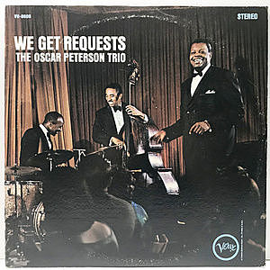 レコード画像:OSCAR PETERSON / We Get Requests