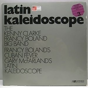 レコード画像:KENNY CLARKE - FRANCY BOLAND BIG BAND / Latin Kaleidoscope