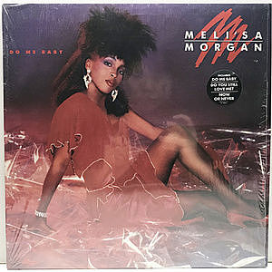 レコード画像:MELI'SA MORGAN / Do Me Baby