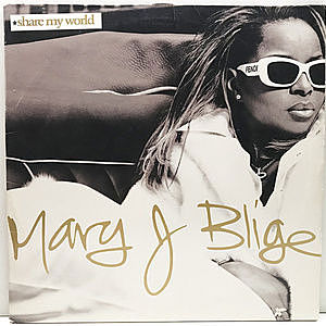レコード画像:MARY J BLIGE / Share My World