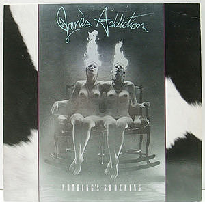 レコード画像:JANE'S ADDICTION / Nothing's Shocking