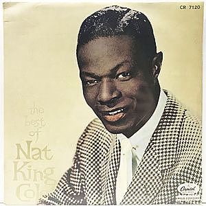 レコード画像:NAT KING COLE / The Best Of Nat King Cole