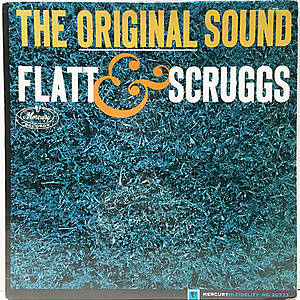 レコード画像:FLATT & SCRUGGS / The Original Sound