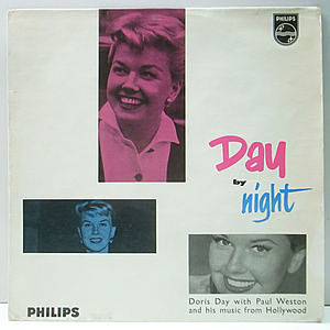 レコード画像:DORIS DAY / Day By Night