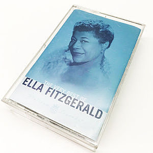 レコード画像:ELLA FITZGERALD / The Very Best Of Ella Fitzgerald