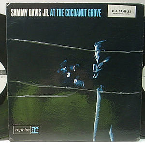 レコード画像:SAMMY DAVIS JR. / At The Cocoanut Grove