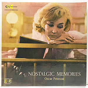 レコード画像:OSCAR PETERSON / Nostalgic Memories