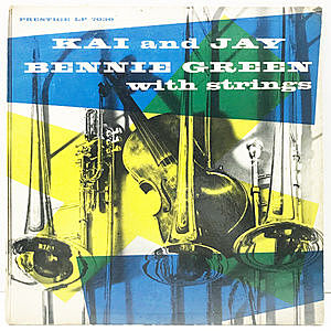 レコード画像:KAI WINDING / J.J. JOHNSON / BENNIE GREEN / Same