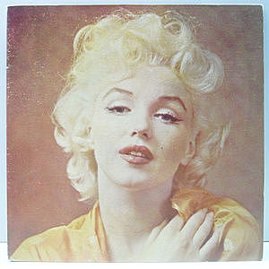 レコード画像:MARILYN MONROE / Legends