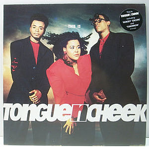 レコード画像:TONGUE N CHEEK / This Is Tongue N Cheek