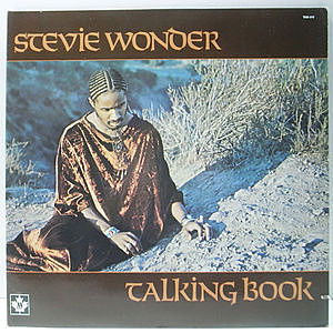 レコード画像:STEVIE WONDER / Talking Book