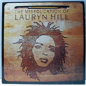 レコード画像:LAURYN HILL / The Miseducation Of
