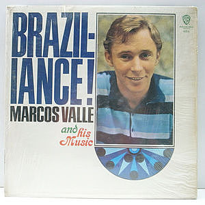 レコード画像:MARCOS VALLE / Braziliance!