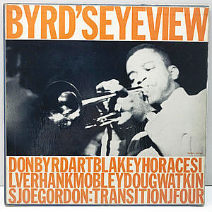 レコード画像:DONALD BYRD / Byrd's Eye View
