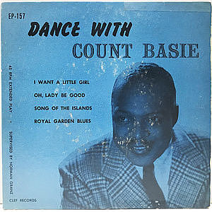 レコード画像:COUNT BASIE / Dance With Count Basie