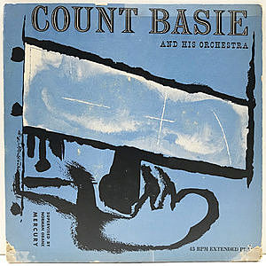 レコード画像:COUNT BASIE / Count Basie And His Orchestra