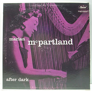 レコード画像:MARIAN MCPARTLAND / After Dark