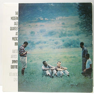 レコード画像:MODERN JAZZ QUARTET / JIMMY GIUFFRE / The Modern Jazz Quartet At Music Inn