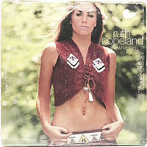 レコード画像:RUTH COPELAND / I Am What I Am