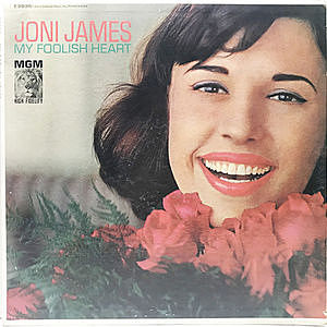 レコード画像:JONI JAMES / My Foolish Heart (Joni Sings)