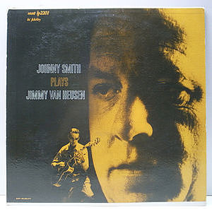 レコード画像:JOHNNY SMITH / Plays Jimmy Van Heusen