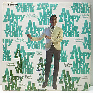 レコード画像:AL ZEPPY / En New York