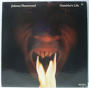 レコード画像:JOHNNY HAMMOND / Gambler's Life