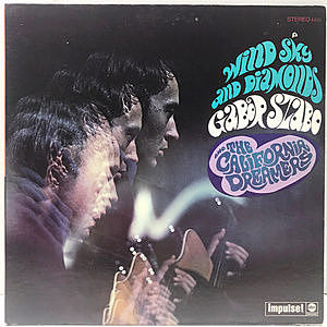 レコード画像:GABOR SZABO / Wind, Sky And Diamonds