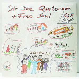レコード画像:SIR JOE QUARTERMAN / Sir Joe Quarterman & Free Soul
