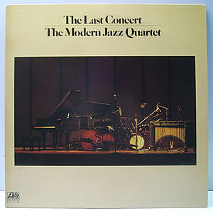 レコード画像:MODERN JAZZ QUARTET / The Last Concert