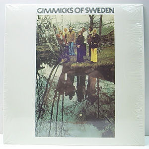 レコード画像:GIMMICKS / Gimmicks Of Sweden