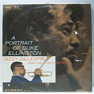 レコード画像:DIZZY GILLESPIE / A Portrait Of Duke Ellington