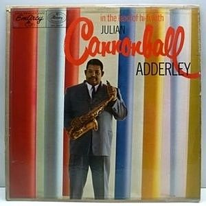 レコード画像:CANNONBALL ADDERLEY / In The Land Of Hi-Fi