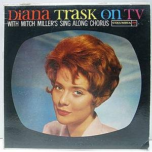 レコード画像:DIANA TRASK / On TV