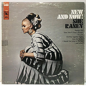 レコード画像:SUE RANEY / New and Now!