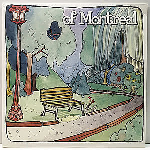 レコード画像:OF MONTREAL / The Bedside Drama: A Petite Tragedy