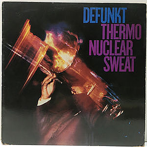 レコード画像:DEFUNKT / Thermonuclear Sweat